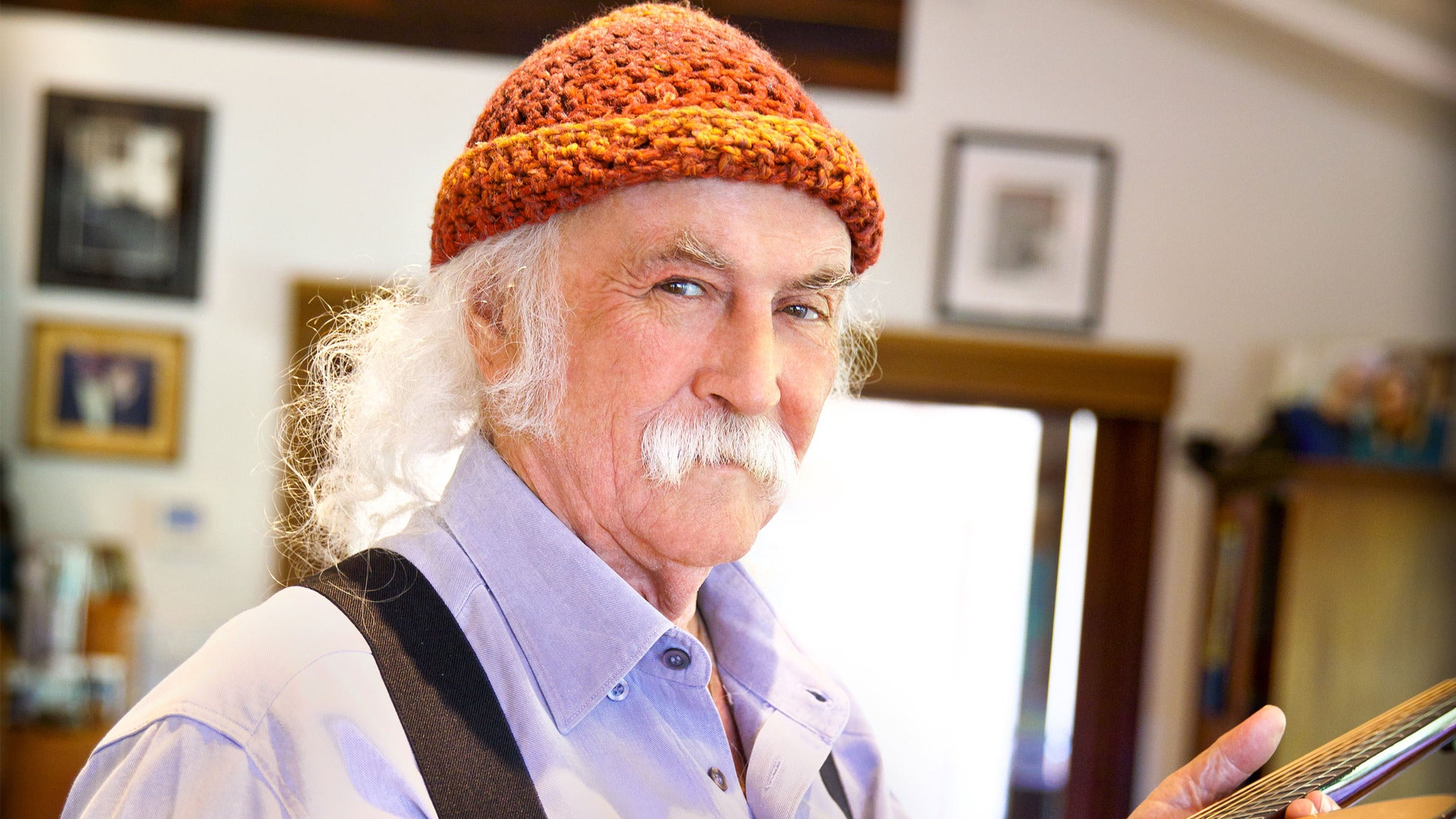 David Crosby at Golden State Theatre