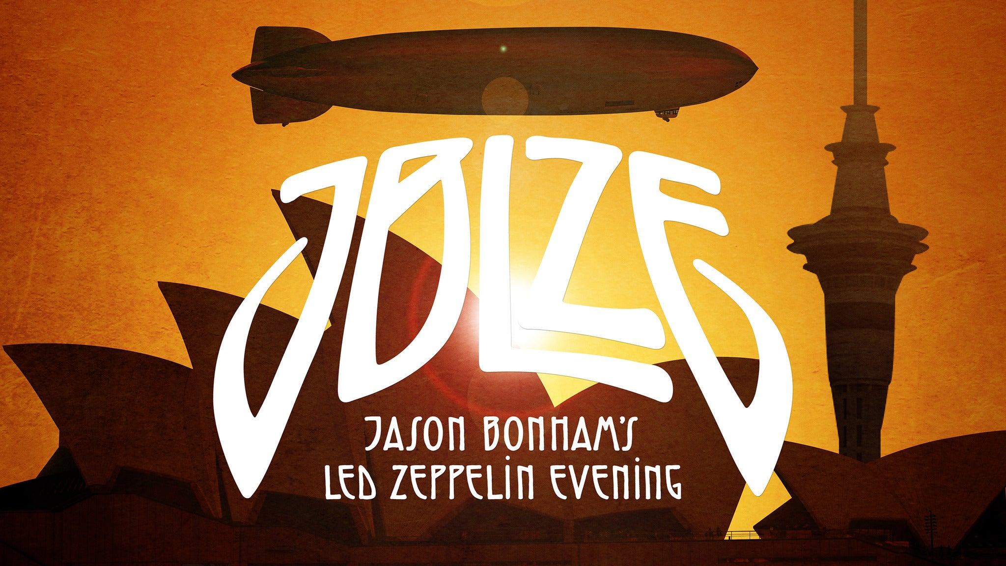 Jason Bonham's Led Zeppelin Evening at Genesee Theatre