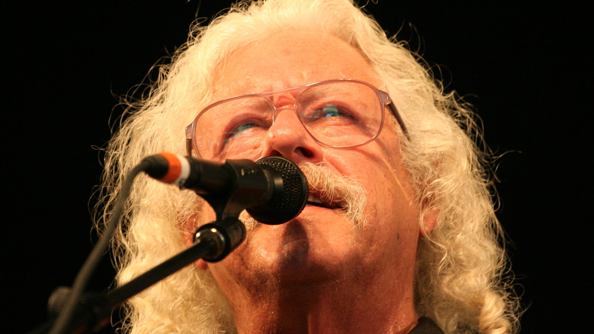 Arlo Guthrie at Yardley Hall Carlsen Center - KS