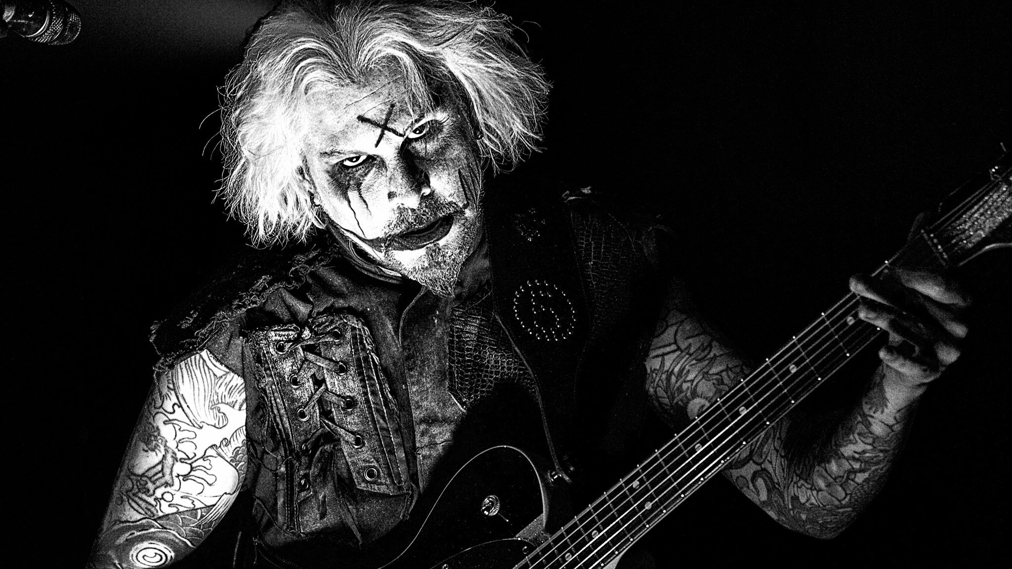 John 5, Jared Nichols James, Reverend Jack