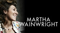 Martha Wainwright at Broadway Playhouse at Water Tower Place