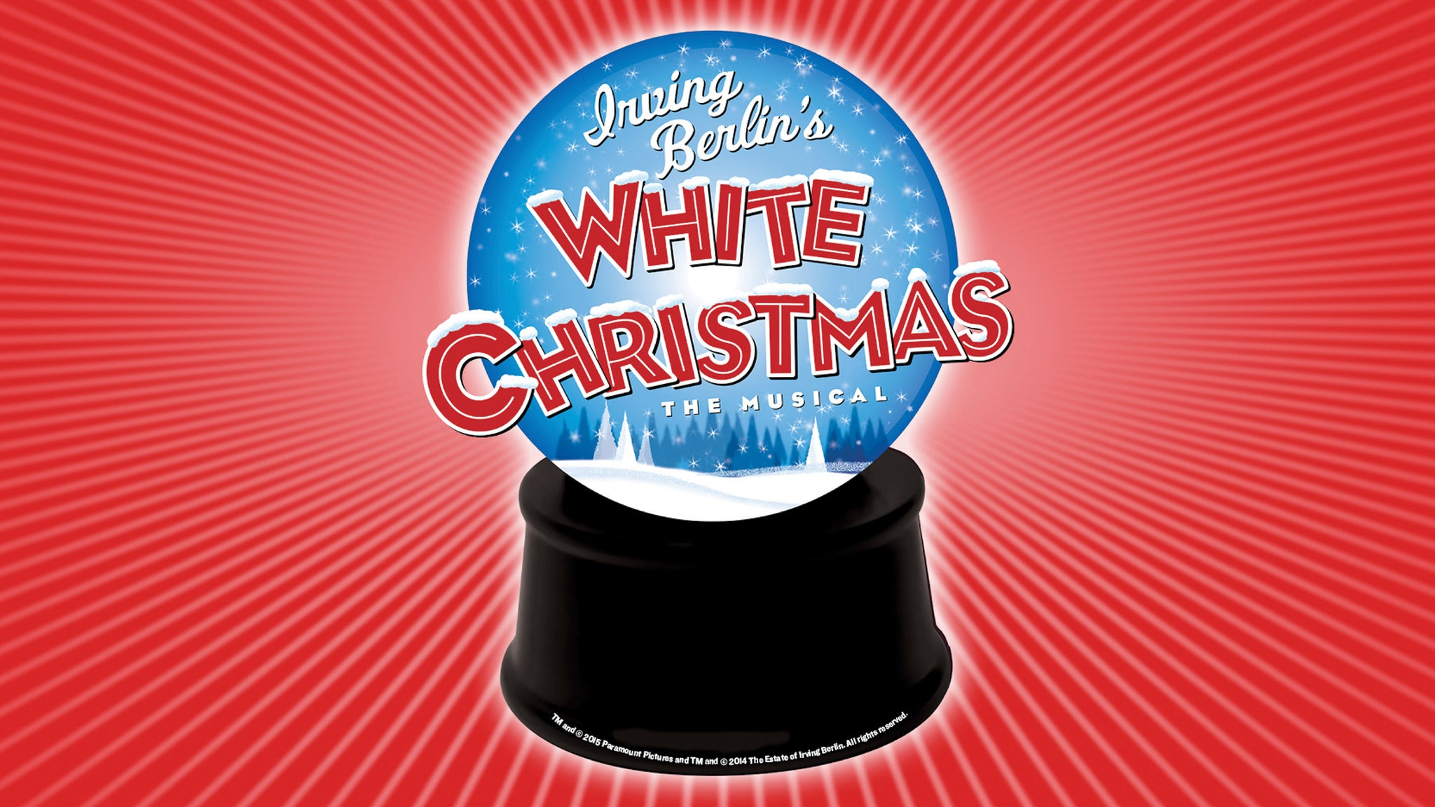 SORRY, THIS EVENT IS NO LONGER ACTIVE<br>Irving Berlin's White Christmas - Los Angeles, CA 90028