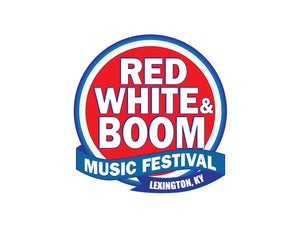Red White and Boom (3-Day Tickets)
