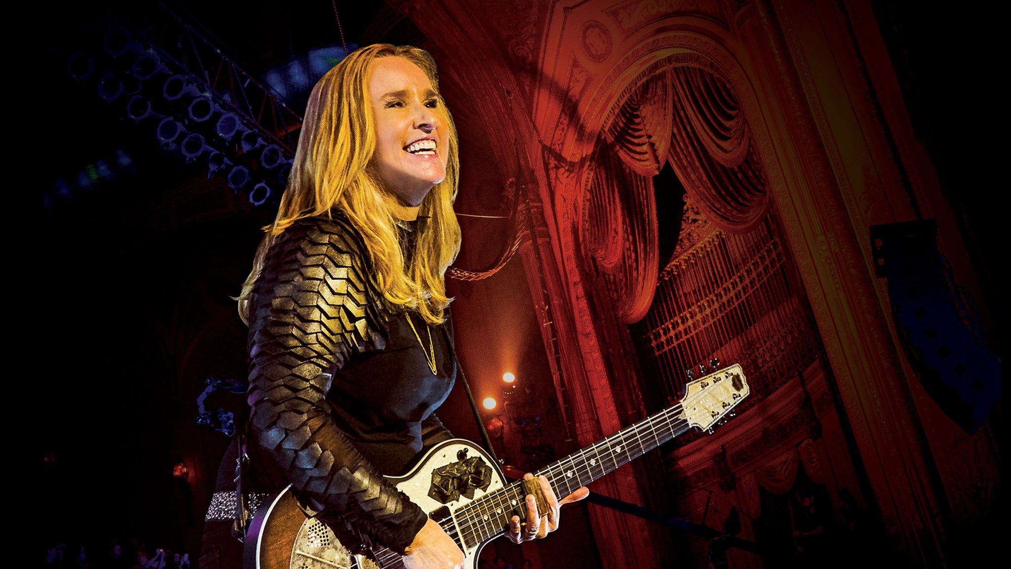 Melissa Etheridge: M.E. Live at HOYT SHERMAN PLACE