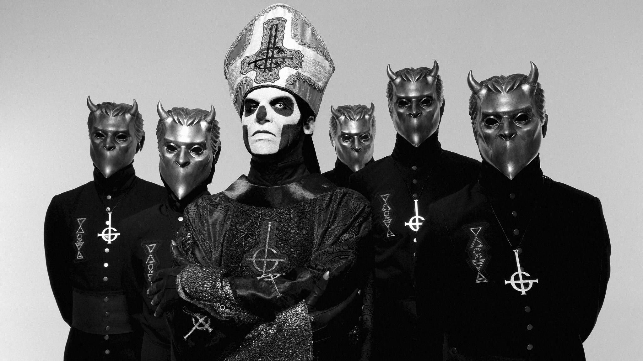 AN EVENING WITH GHOST at Riverside Municipal Auditorium