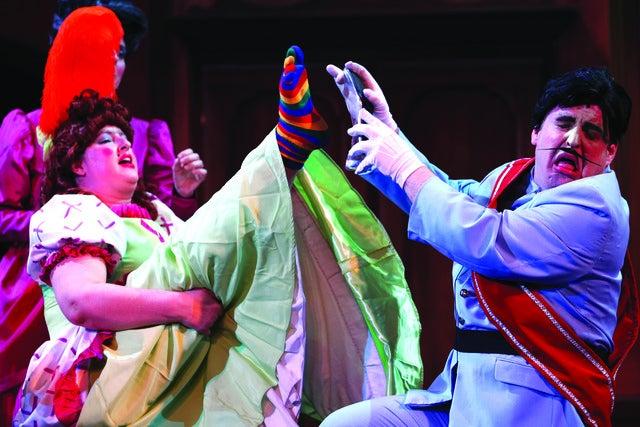 Cinderella - the Children's Theatre of Cincinnati | Cincinnati, OH | Taft Theater | December 10, 2017