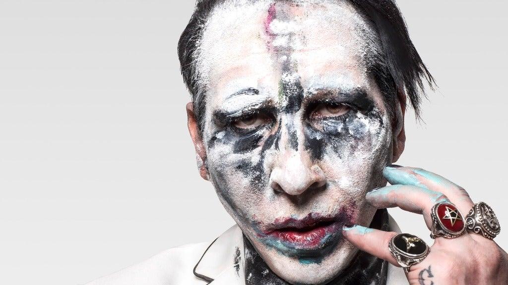 Hotels near Marilyn Manson Events