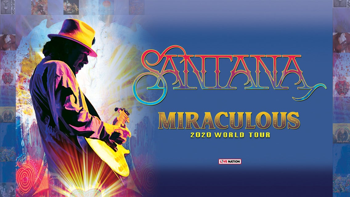 SiriusXM Presents An Intimate Evening with SANTANA Greatest Hits Live