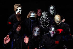 Slipknot: We Are Not Your Kind World Tour Manchester Arena Seating Plan