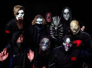 Slipknot: We Are Not Your Kind World Tour, 2020-01-25, Лондон