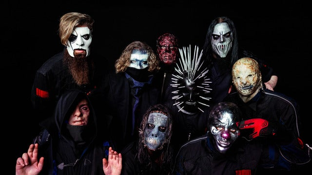 Knotfest Roadshow: Slipknot, A Day To Remember, Underoath