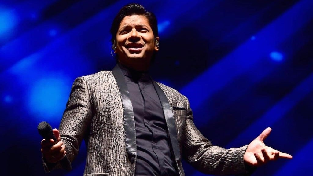 Shaan Live in concert Manchester Apollo Seating Plan