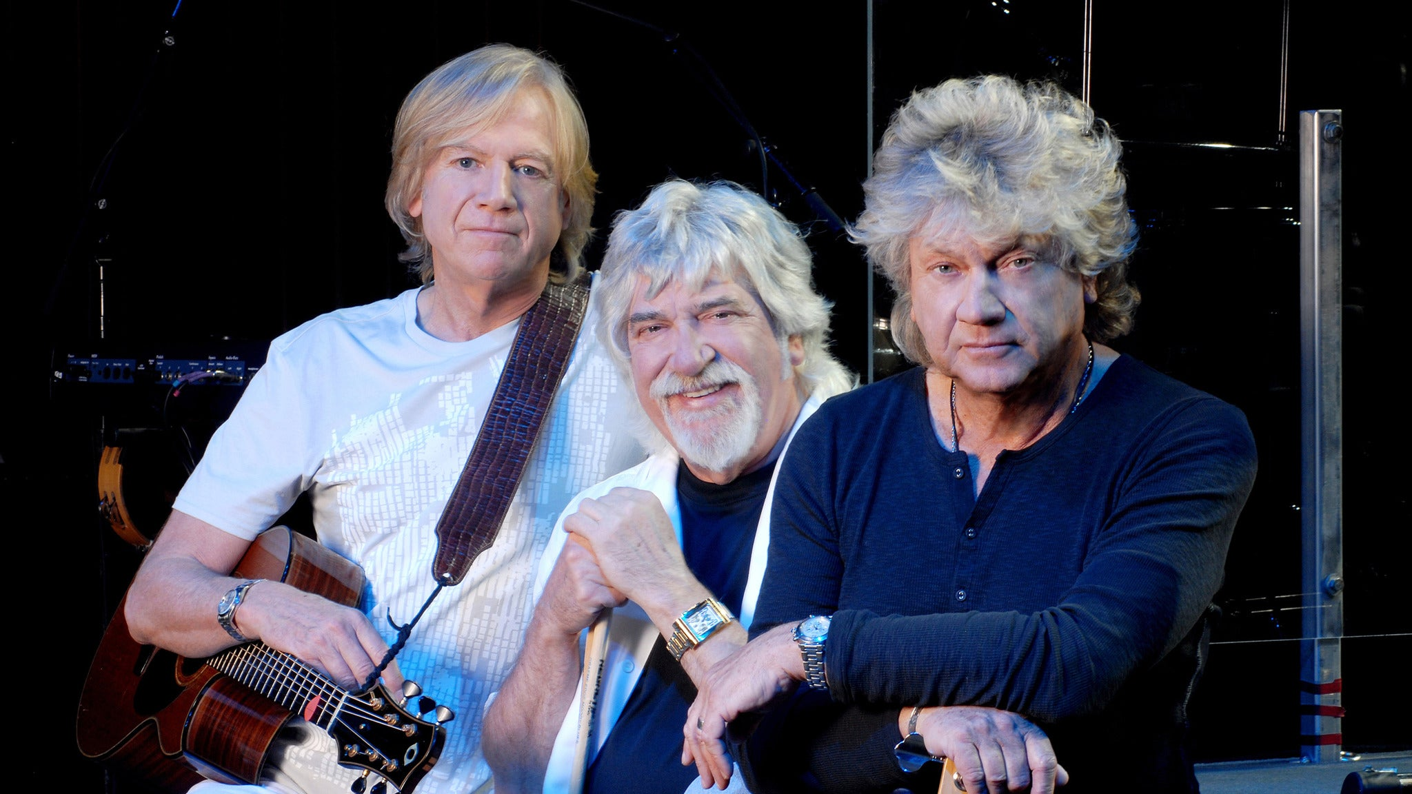 The Moody Blues at The Pavilion at Toyota Music Factory