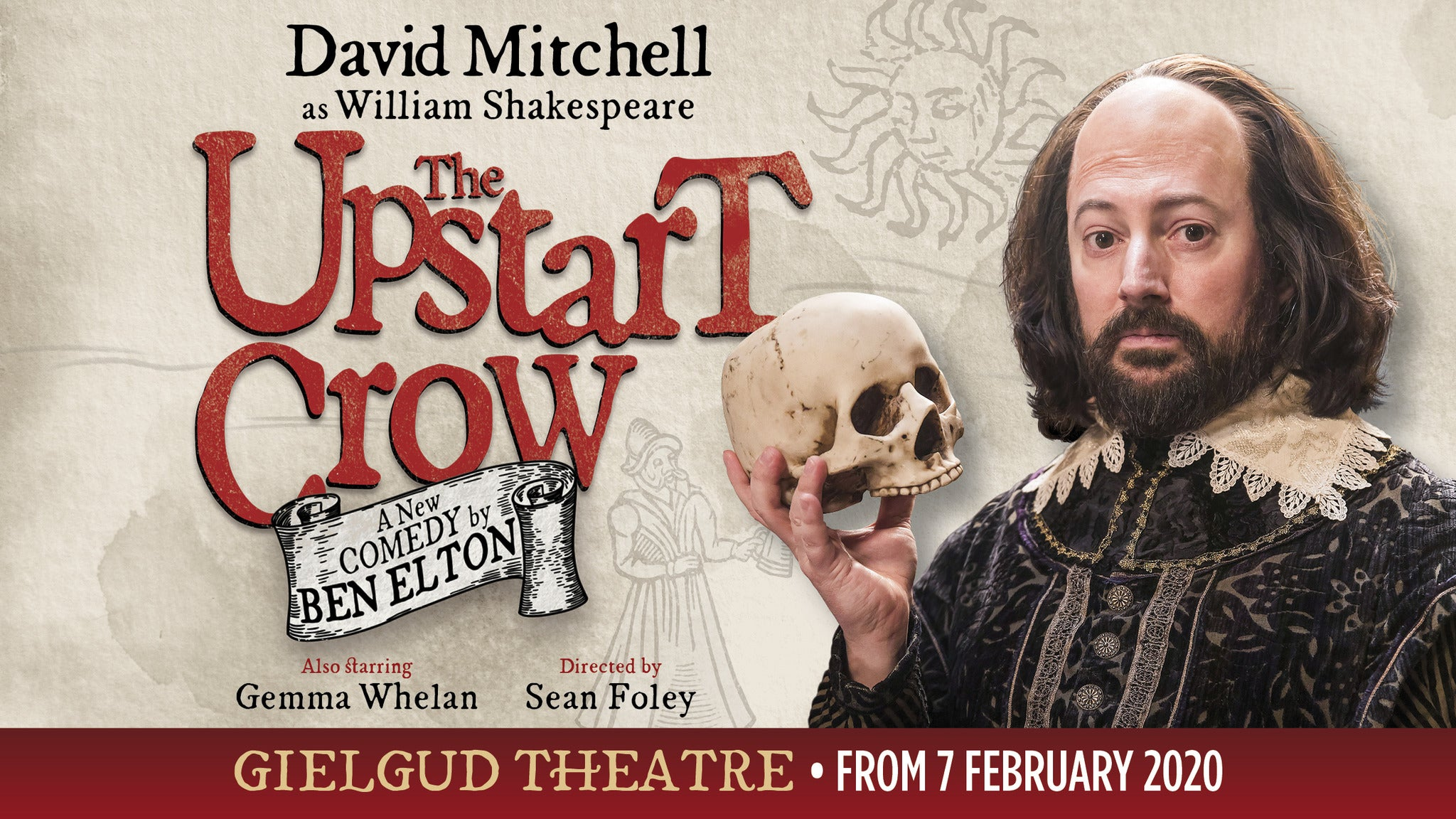 Upstart Crow Event Title Pic