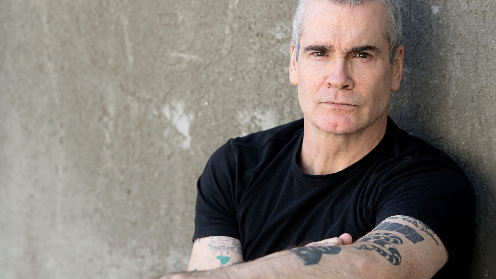 Henry Rollins at Bing Crosby Theatre