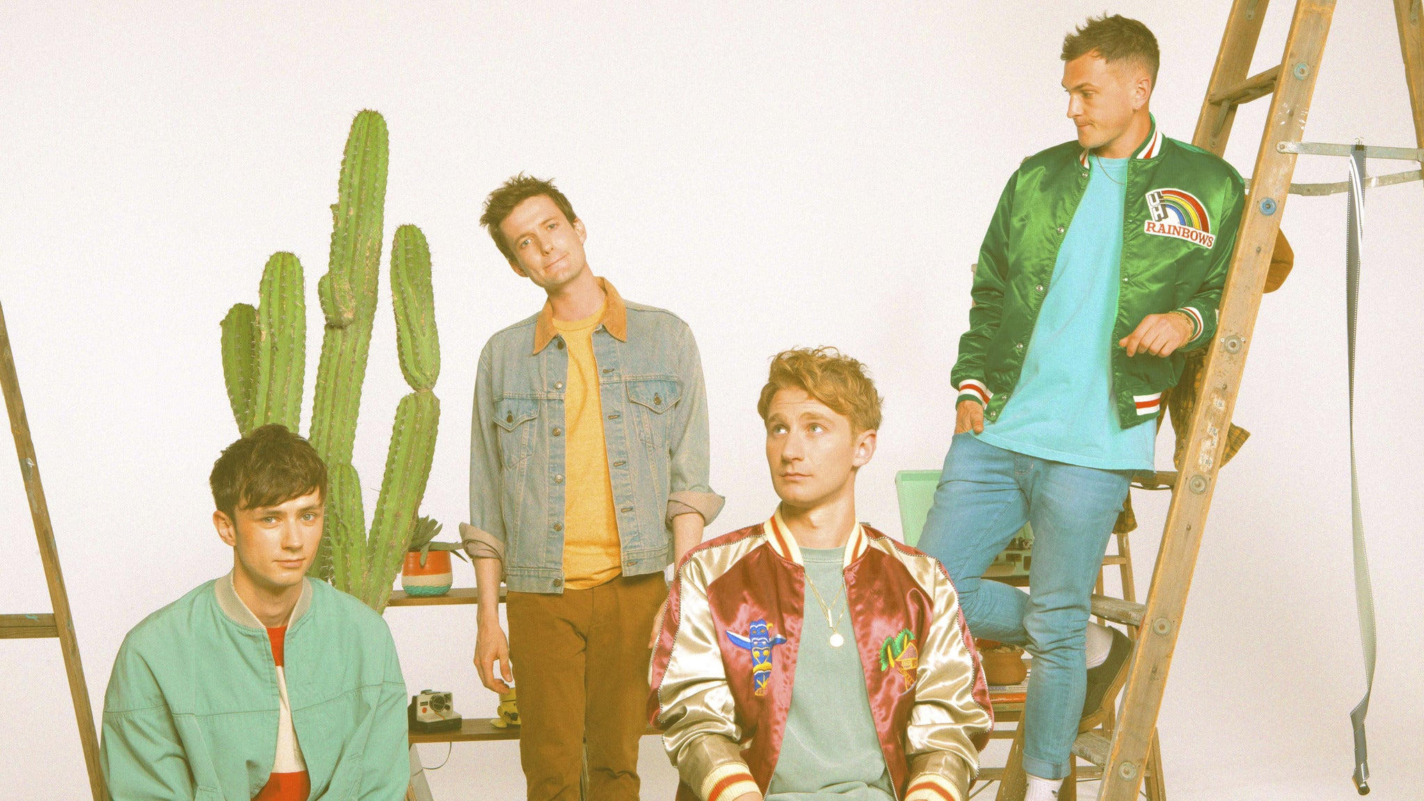 Radio 104.5 Presents Glass Animals at The Vogue