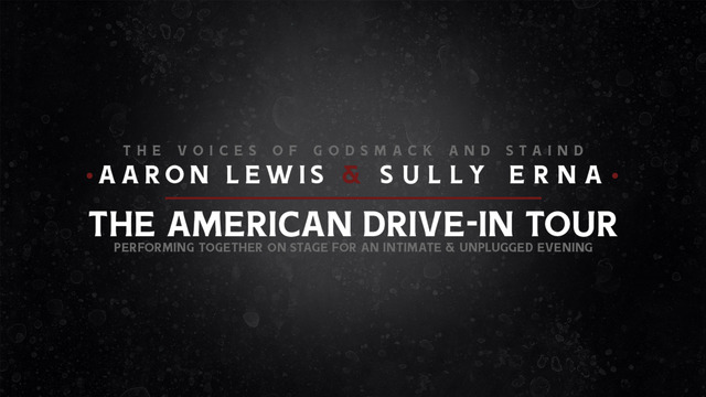 Aaron Lewis & Sully Erna, The American Drive-In Tour