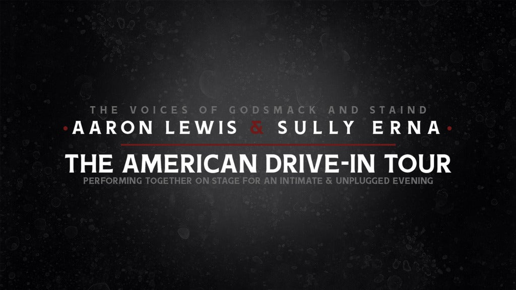 Hotels near Aaron Lewis & Sully Erna, The American Drive-In Tour Events