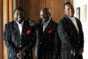 The O'Jays and the Spinners