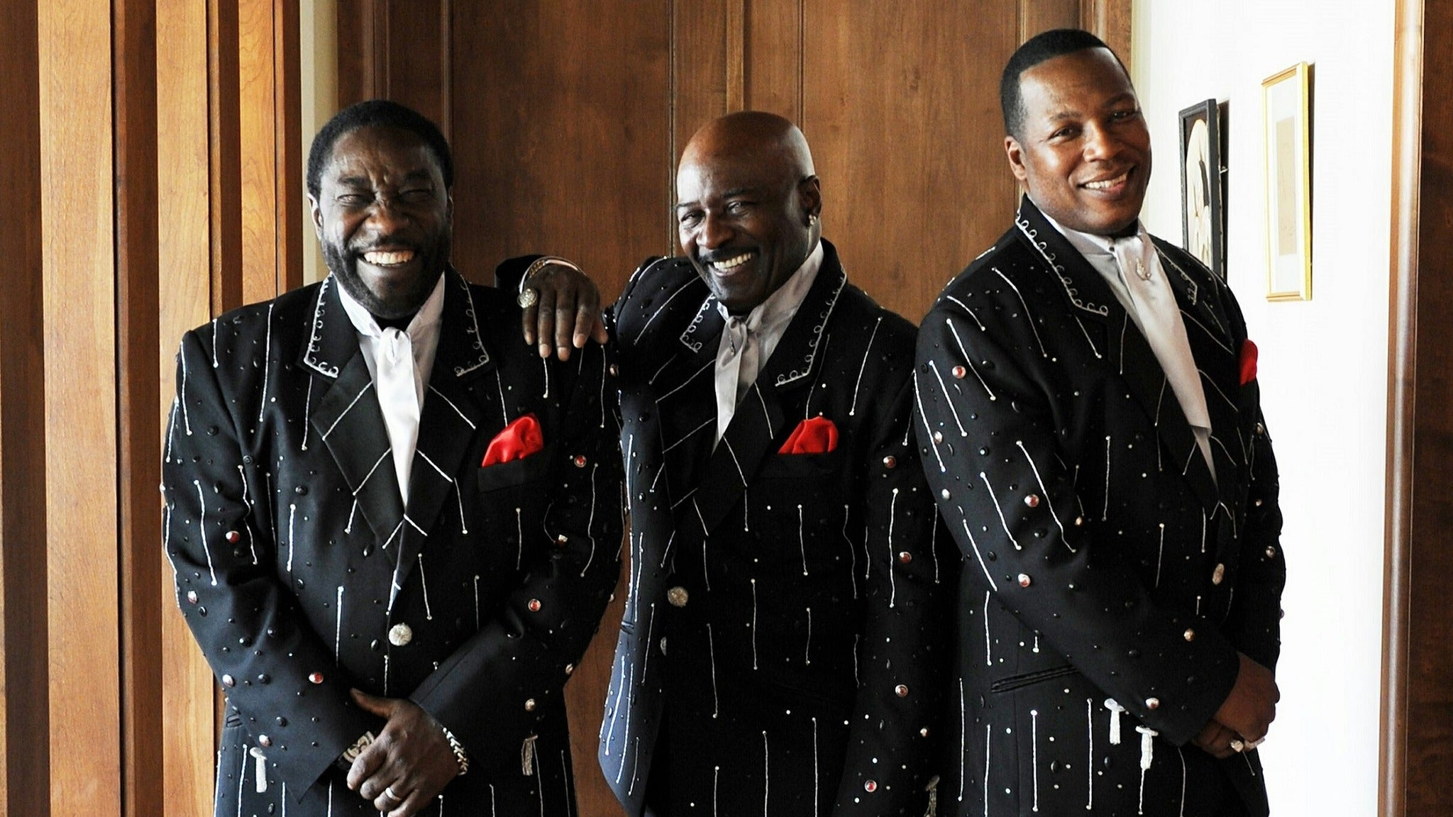 The O'Jays at Harrah's Ak-Chin Casino