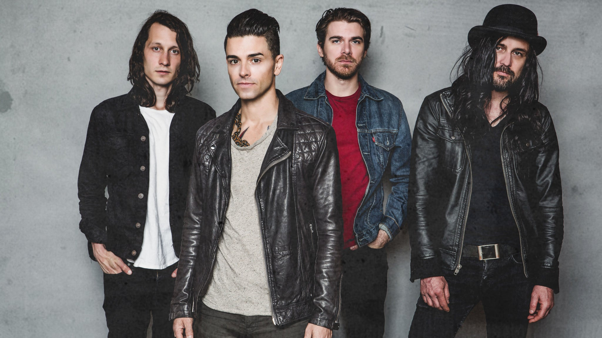 Dashboard Confessional with The All-American Rejects