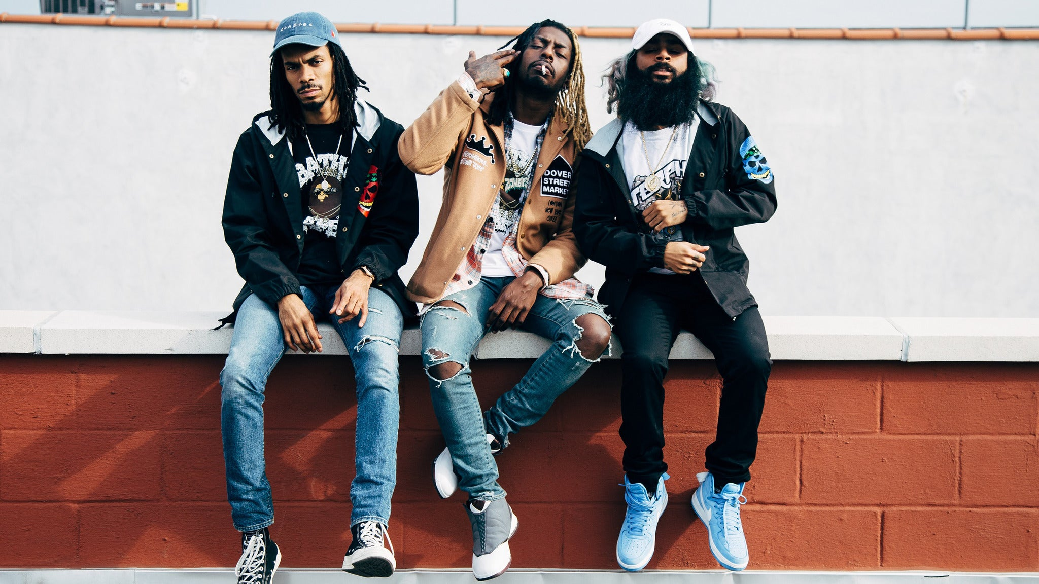 Flatbush Zombies at The Ritz Theater - Ybor City