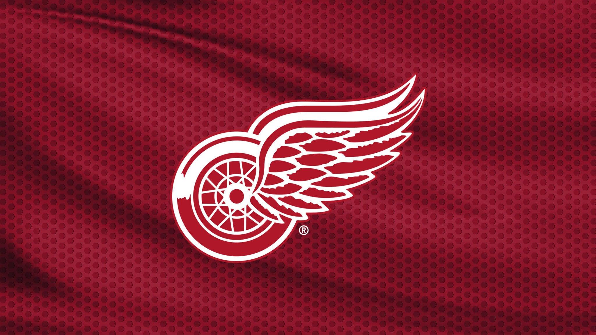 Detroit Red Wings vs. Washington Capitals - Detroit, MI 48201