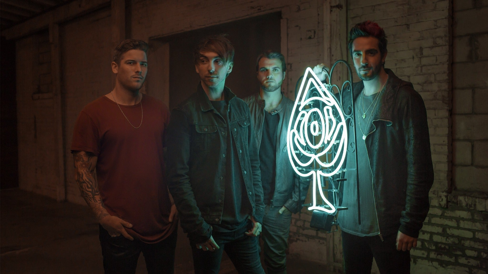 All Time Low at Marquee Theatre