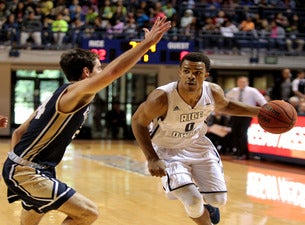 Rice Owls Men's Basketball vs. Middle Tennessee State Univ Blue Raiders Mens Basketball