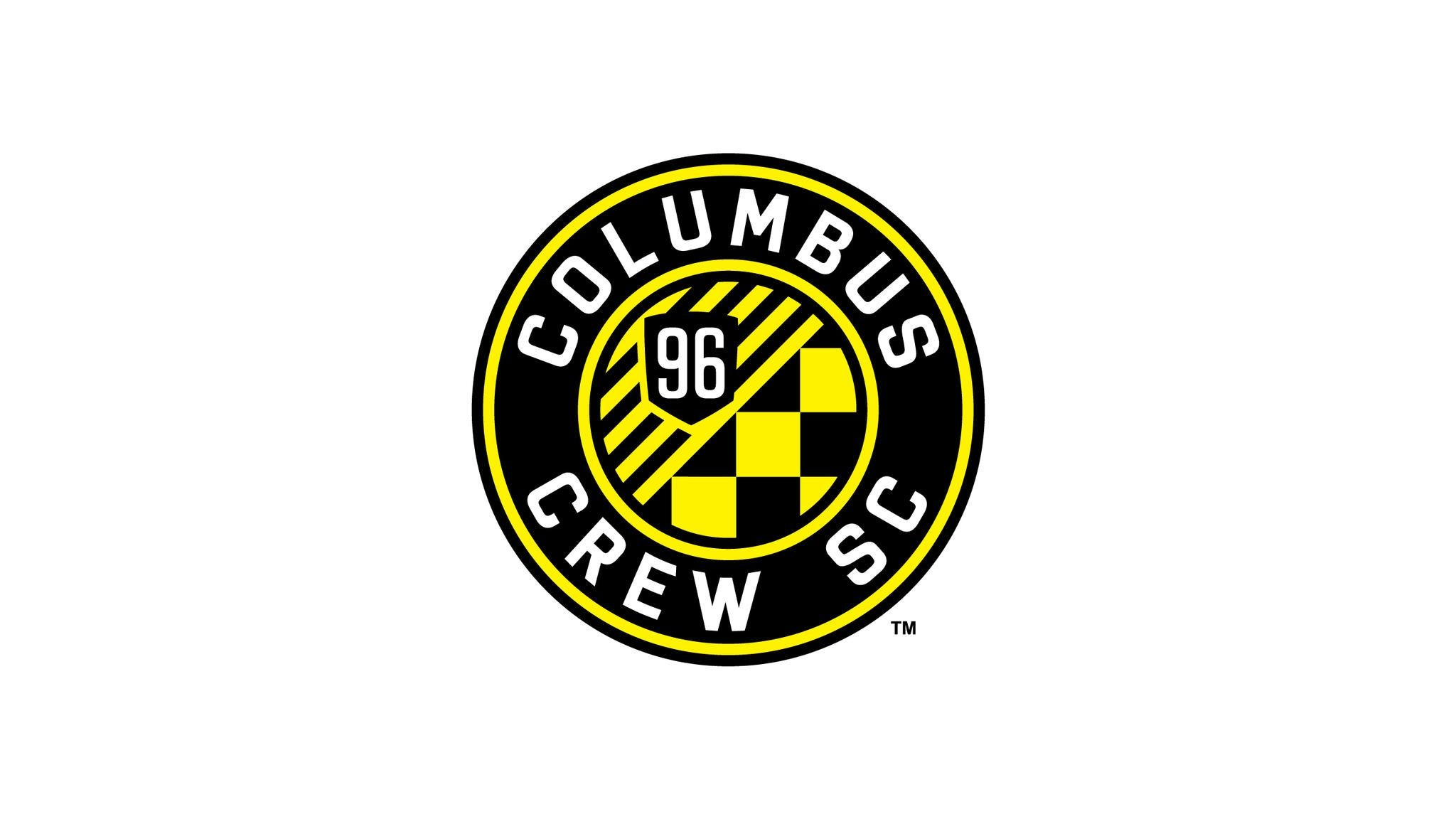 Columbus Crew SC vs. New England Revolution