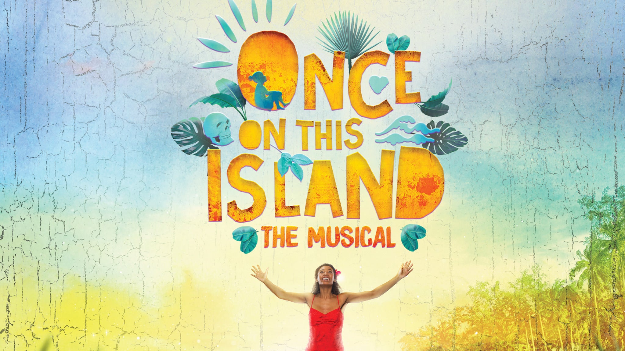Once On This Island at Woodland Opera House