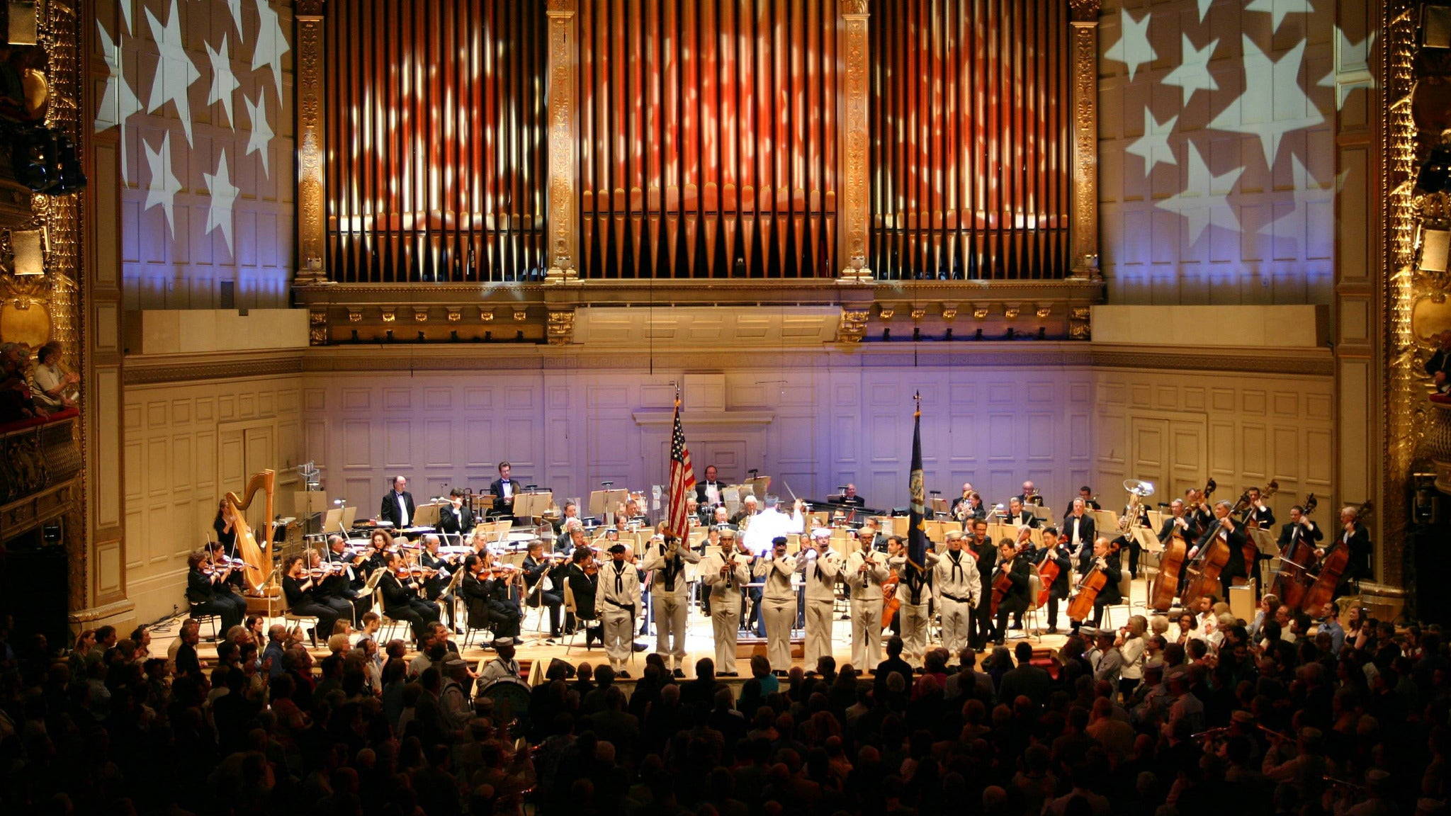 Boston Pops at Van Wezel Performing Arts Center