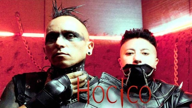 Hocico, Replicant, Transdusk