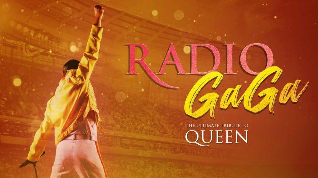 Hotels near Radio GA GA Events
