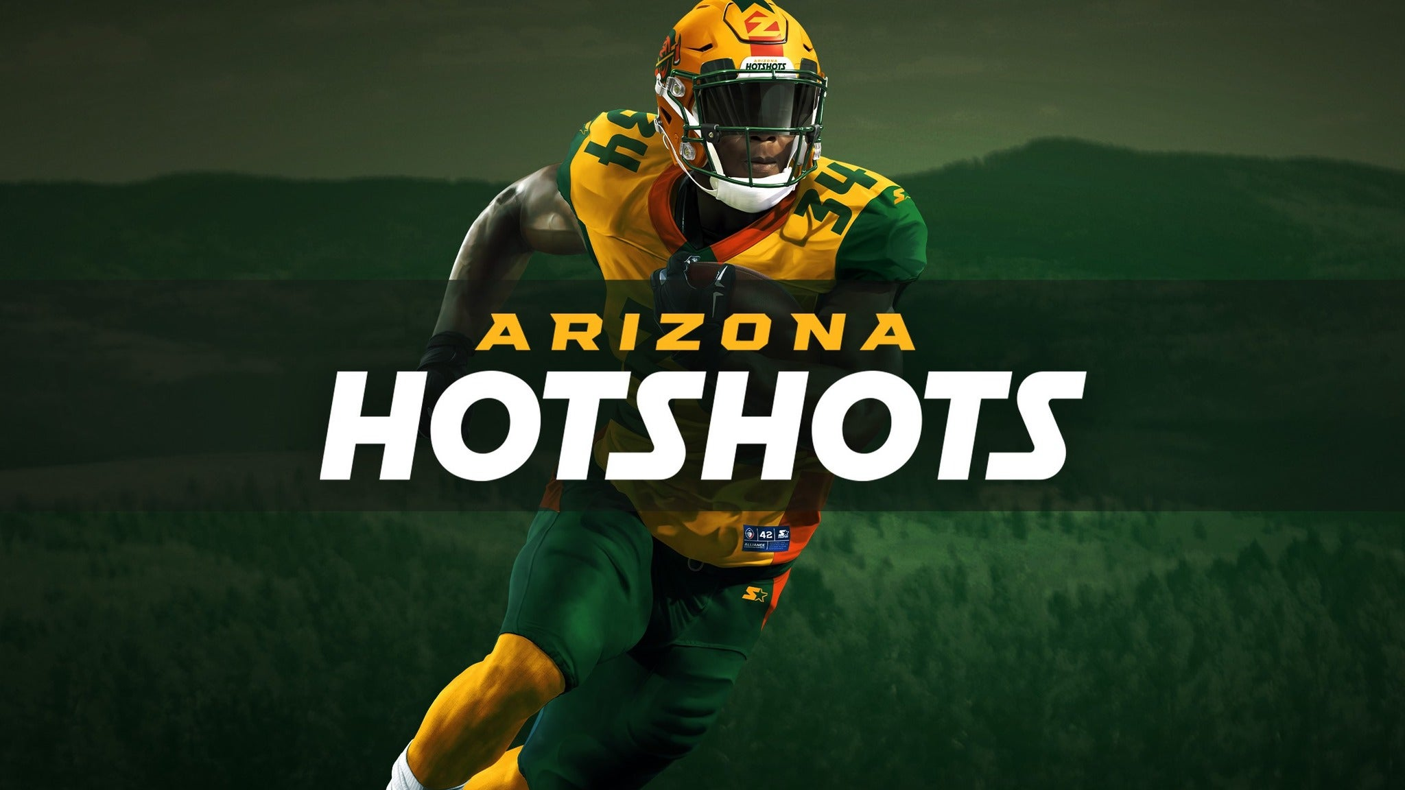 Arizona Hotshots vs. Atlanta Legends at Sun Devil Stadium