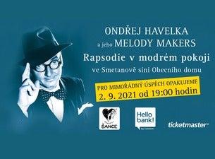 Ondřej Havelka a jeho Melody Makers – Rapsodie v modrém pokoji