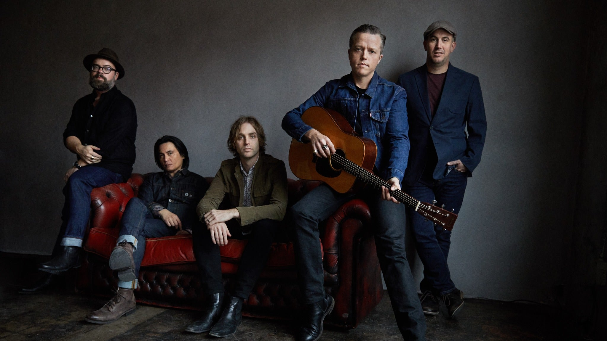 Jason Isbell & the 400 Unit at Saenger Theatre Mobile