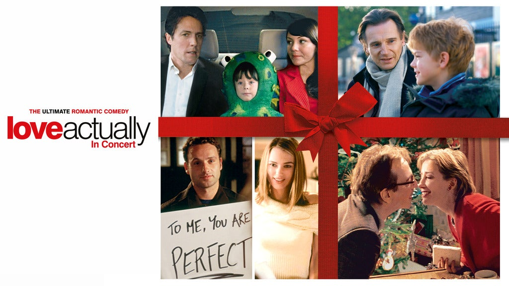 Hotels near Love Actually Live in Concert Events