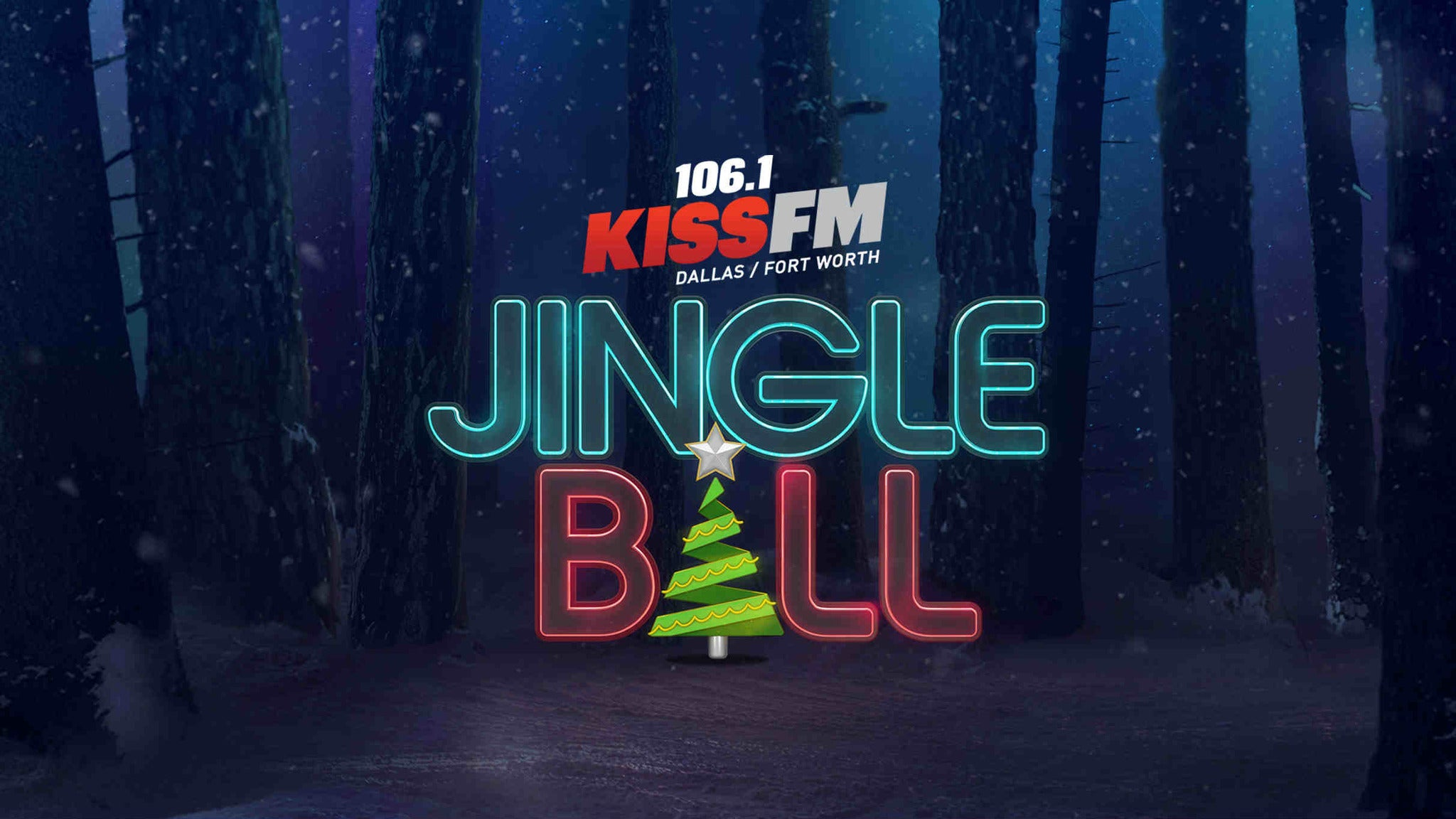 image for event 106.1 KISS FM's Jingle Ball Presented by Capital One
