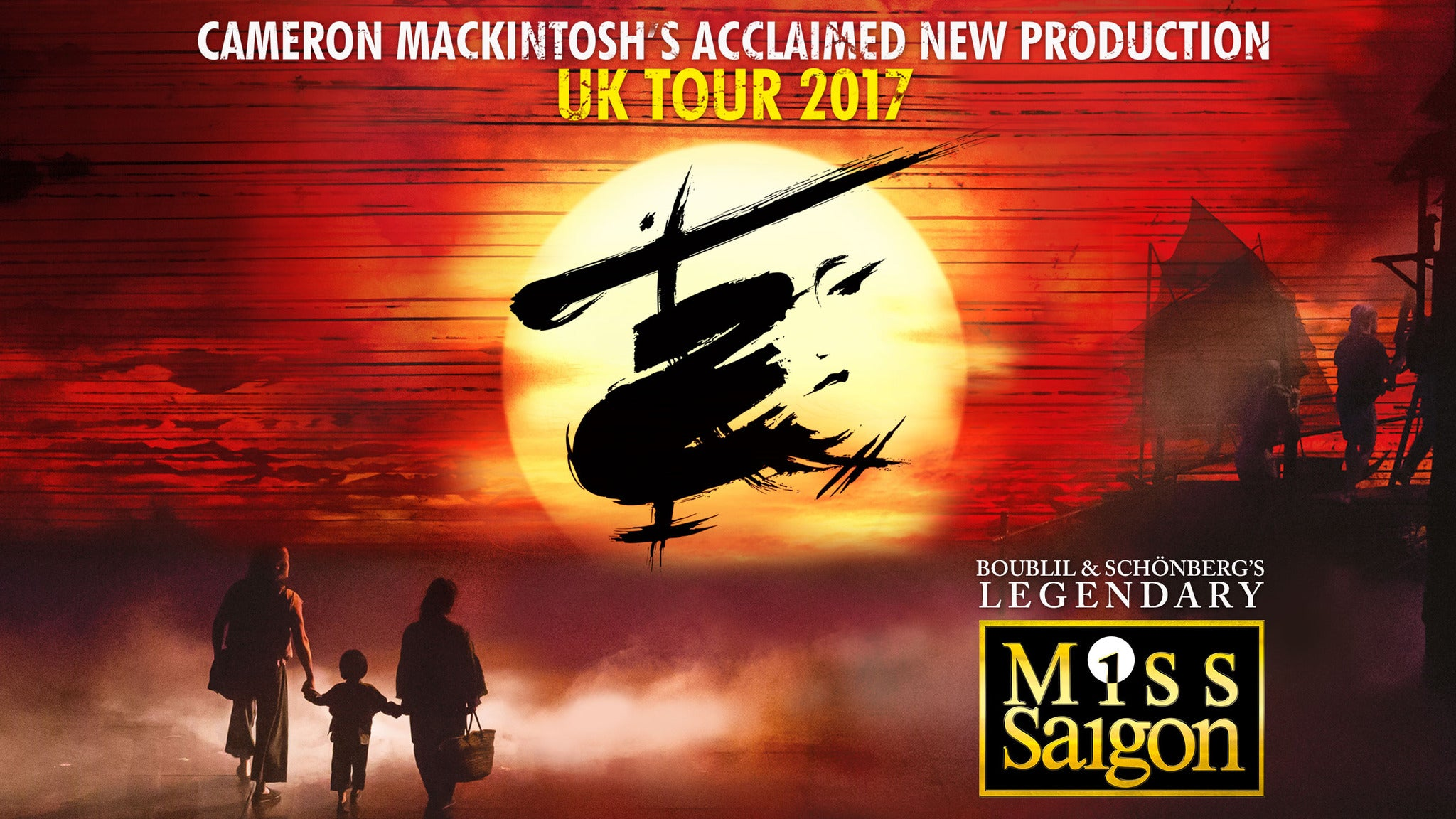Miss Saigon (Touring) at Citizens Bank Opera House