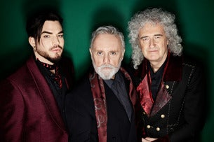 Queen + Adam Lambert |  Ultimate