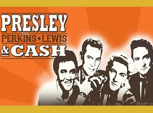 Presley, Perkins, Lewis & Cash - A Million Dollar Christmas