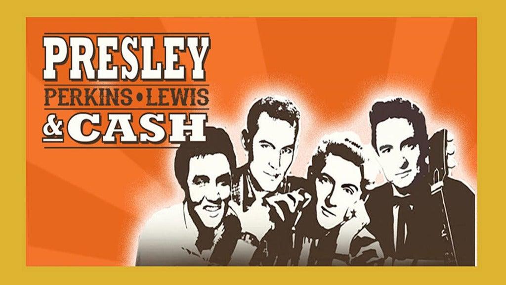 Hotels near Presley, Perkins, Lewis & Cash Events