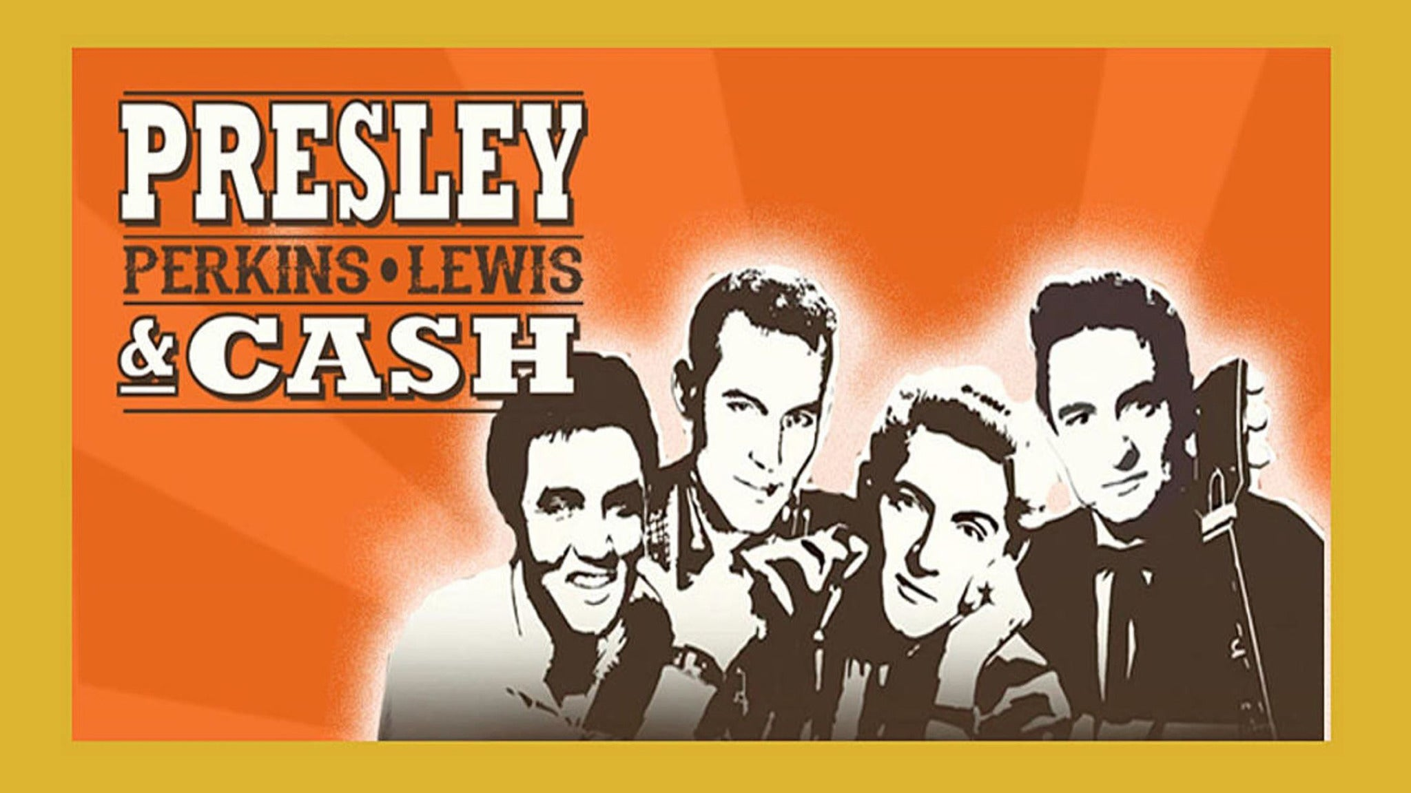 Presley, Perkins, Lewis And Cash