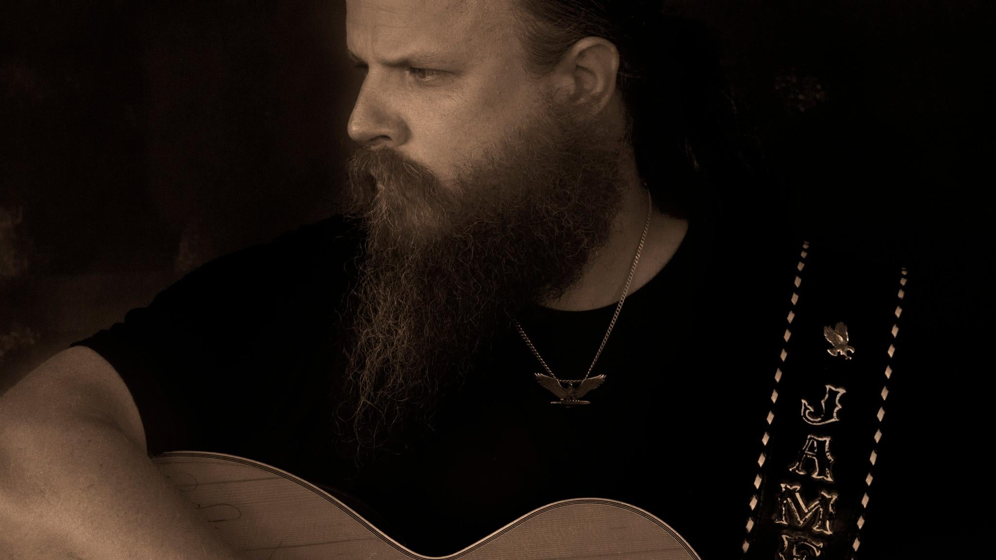 Jamey Johnson at Macon City Auditorium