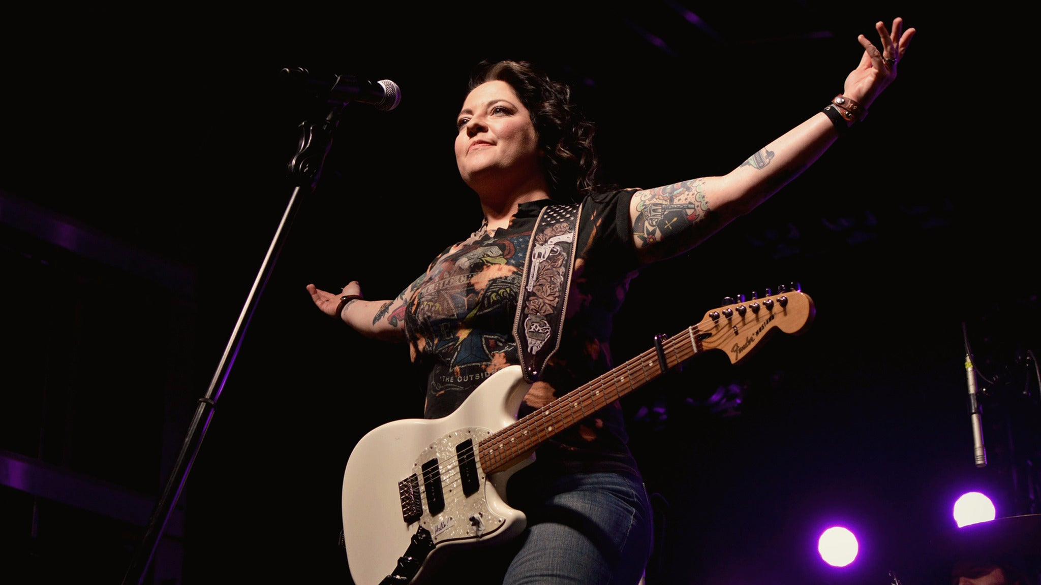 Ashley McBryde at Zydeco