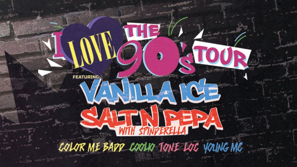 Hotels near I Love The 90's Tour Events