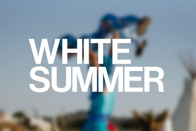 White Summer Pals