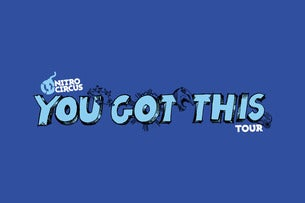 Nitro Circus 'you Got This' Tour Seating Plan Arena Birmingham