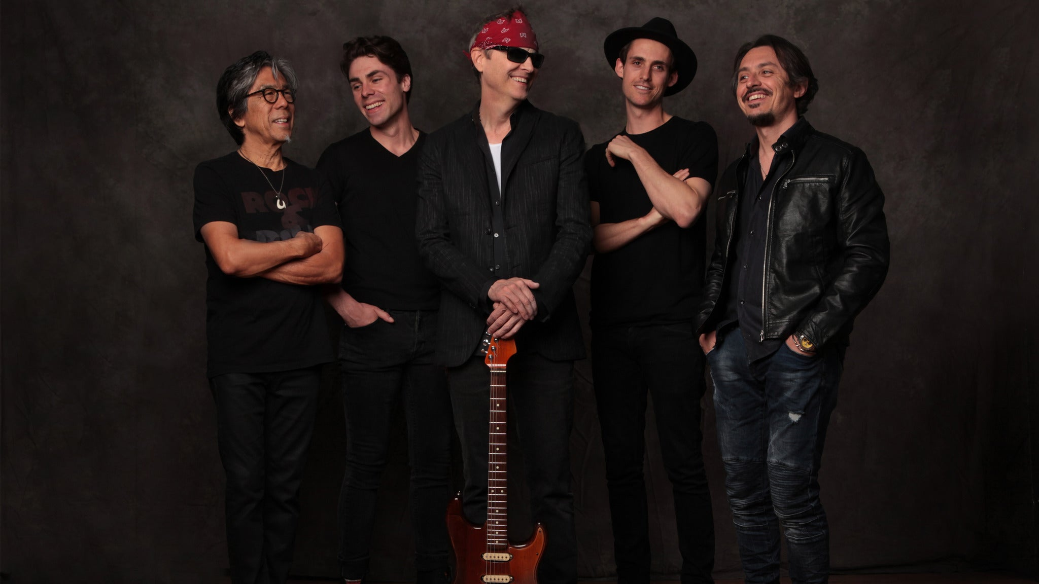 BoDeans at Bankhead Theater - Livermoor Valley PAC